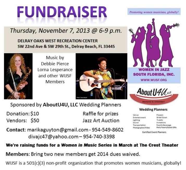 2013 Fundraiser