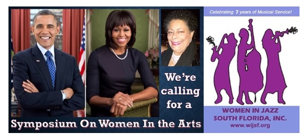 Please sign the petition for this Symposium on Women in Arts and share it. Click the image