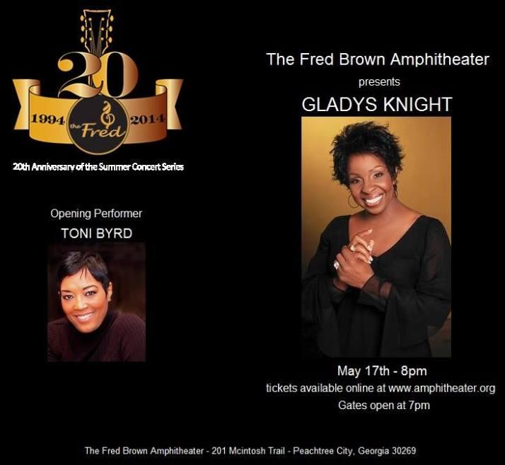 CONGRATULATIONS! Toni Byrd