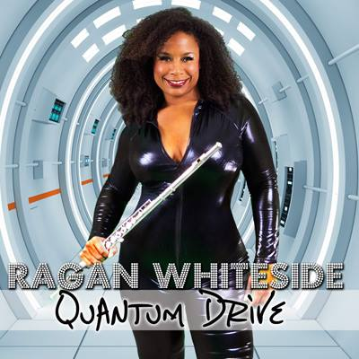 """CONTEMPORARY JAZZ FLAUTIST AND VOCALIST RAGAN WHITESIDE TO RELEASE QUANTUM DRIVE JULY 8TH Quantum Drive is the highly anticipated 3rd studio release from Jazz/Soul Flutist, Vocalist and Songwriter Ragan Whiteside. Fusing together the coolest elements of Contemporary Jazz, Classic R&B, Neo-Soul, and Hip-Hop, this album appeals to both musicians and music lovers alike. Collaborating with Ragan on this soulful collection are Contemporary Jazz Keyboardist and Arranger Bob Baldwin, Soul Singer-Songwriter and Pianist Frank McComb, Soul Jazz Flutist Althea René, and multi-Grammy Award nominated Singer, Pianist, and Composer Patrice Rushen, who lent her keyboard wizardry to Ragan's remake of her classic tune, """"Remind Me"""". QUANTUM DRIVE offers a clever and unique way of unifying generations of music. From the 60's jerk-worthy """"Soul Biscuit"""" to the Dirty South line-dancing """"Work it Out"""" to the underground club-hopping """"Quantum Drive,"""" there is always something to make you nod your head. """"Smokey Room"""" satisfies your inner jazz fusion-ista while """"Like the First Time"""" embodies the best aspects of falling in love. Ragan Whiteside's groove driven artistic approach to this musical journey will certainly propel you into a new dimension. Strap yourself in and close your eyes as she takes you down the road to infinite soul on her QUANTUM DRIVE. Available for pre-order on Amazon and iTunes.  For tour dates and additional info, Please visit http://www.raganwhiteside.com ****************************************   _____________________________________________________________ Ragan Whiteside - Flutist, Vocalist, Songwriter cell: 914-830-8498 www.raganwhiteside.com www.facebook.com/raganwhitesidemusic www.twitter.com/raganwhiteside New album: QUANTUM DRIVE available for pre-order at Amazon.com New Video: """"Work it Out"""" Performance clips: http://www.youtube.com/watch?v=eQJX6ijtyc0 http://www.youtube.com/watch?v=zIk9j2TVZVU http://www.youtube.com/watch?v=67jT0RLJr5s"""