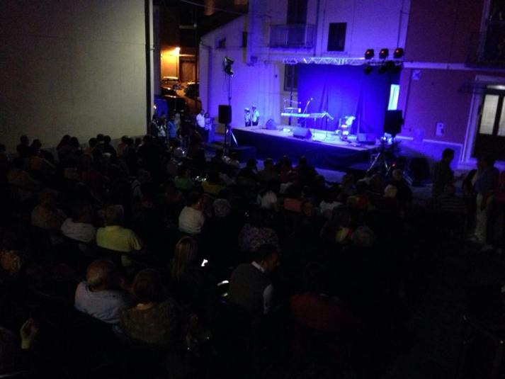 audience at Melfi