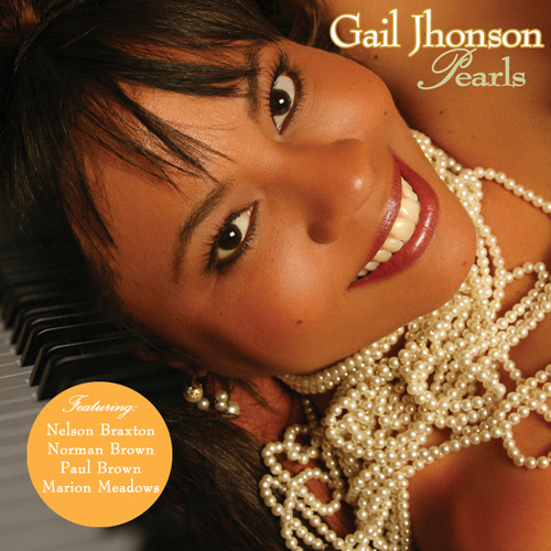 What a GREAT CD from Gail Jhonson. Click the image to listen. You may need to join Spotify.