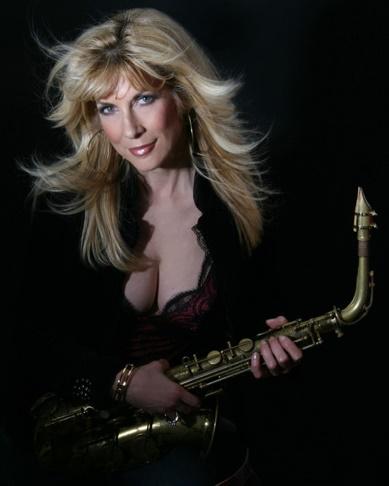 Paula Atherton was a featured artist at the New Brunswick Jazz Project on Sunday, November 9