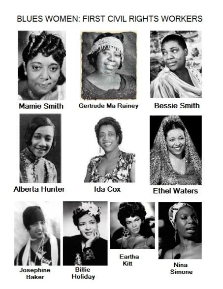 BluesWomen