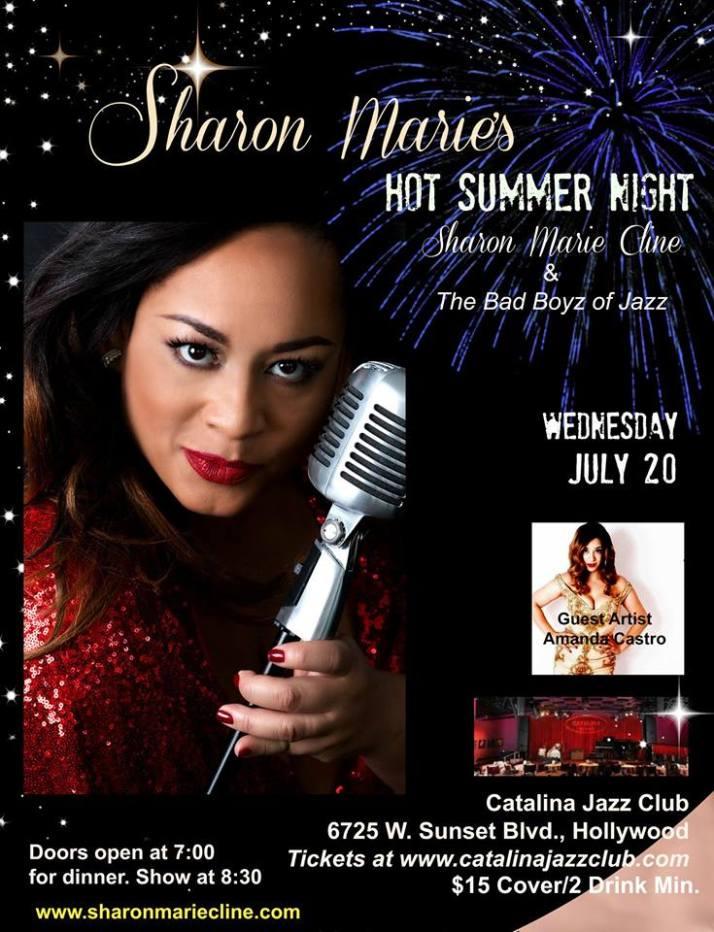 sharon july 20