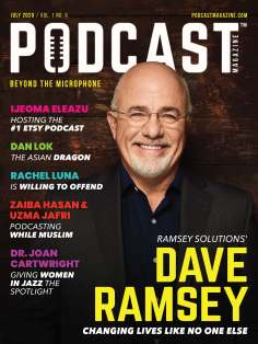 podcast mag july